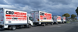 Interstate moving services australia