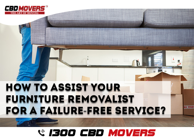 Furniture removalists in Perth