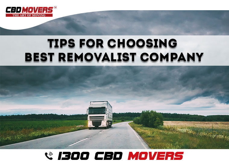 removalist company in melbourne