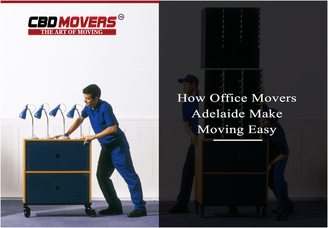 office Movers Adelaide