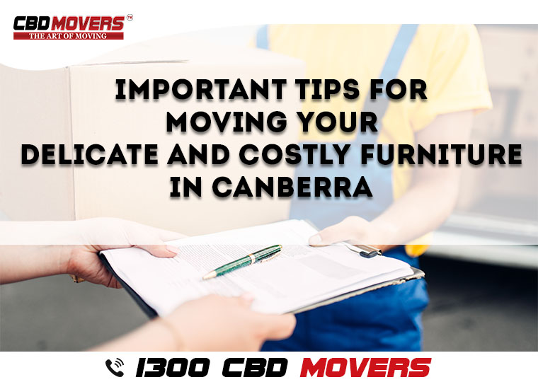 delicate furniture movers canberra