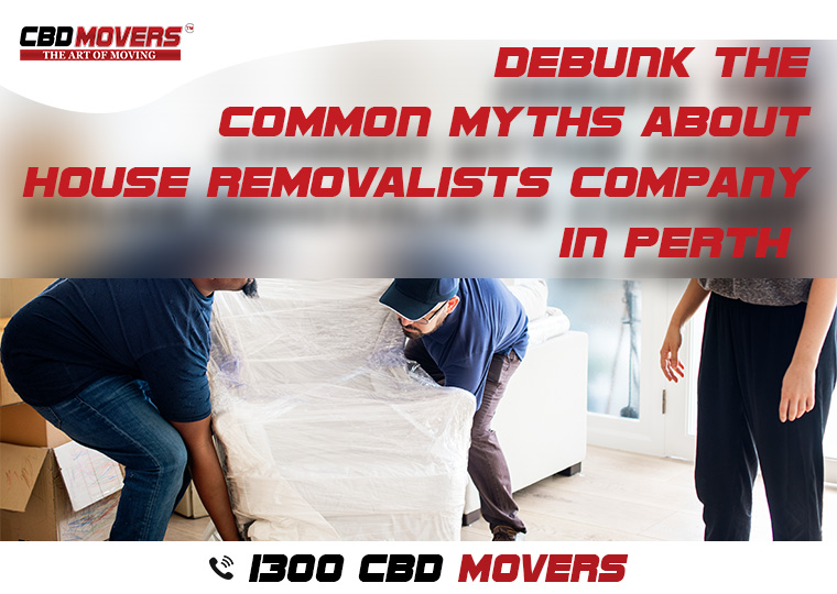 House Removalists Company In Perth