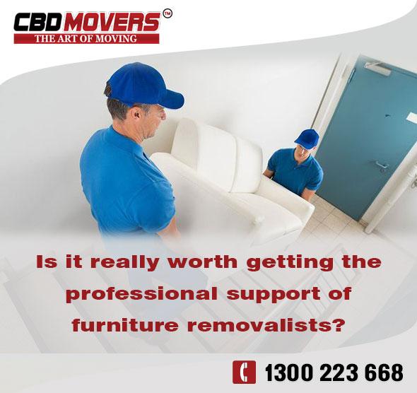 furniture removalist australia