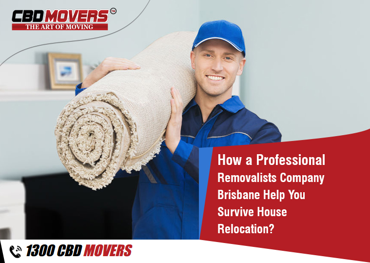 Professional Removalists Company in Brisbane