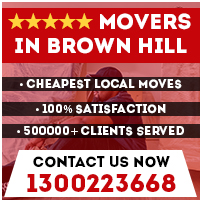 Movers Brown Hill