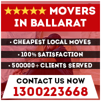 Removalists Ballarat