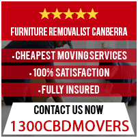 Furniture Removalist Canberra