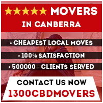 Movers Canberra