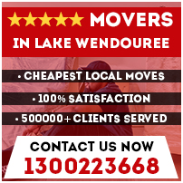 movers LAKE WENDOUREE