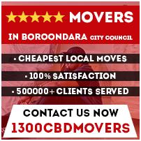 Movers Boroondara City Council