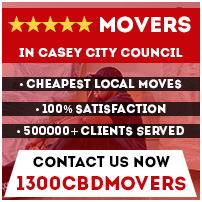 Movers Casey city council