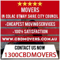 Movers Colac Otway Shire City Council