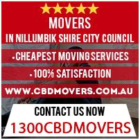 Movers Nillumbik shire city council