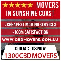 Movers Sunshine Coast