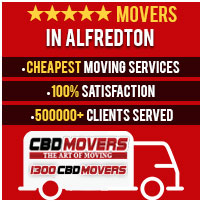 Movers Alfredton