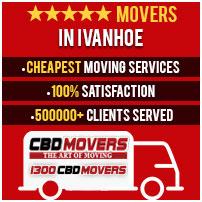 Movers in Ivanhoe