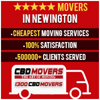 Furniture Removalists Newington
