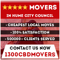 movers hume city council
