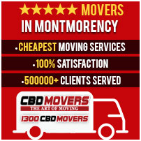 Movers Montmorency