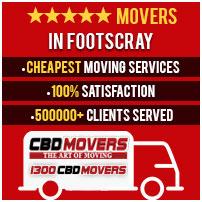 Movers Footscray