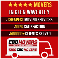 Movers Glen Waverley