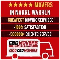 Furniture Removalists Narre Warren