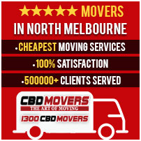 Movers North Melbourne