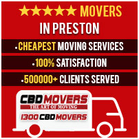 Furniture Removalists Preston
