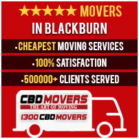 Movers Blackburn