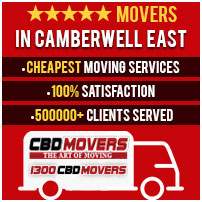 movers Camberwell East