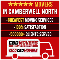 movers Camberwell North
