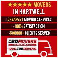 Movers Hartwell