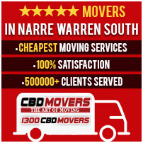 Removalists Narre Warren South