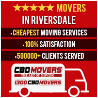 Removalists Riversdale