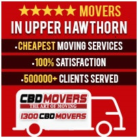 Movers Upper Hawthorn