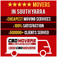 Furniture Removalists south-yarra