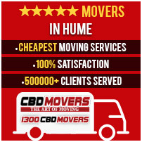 Movers hume