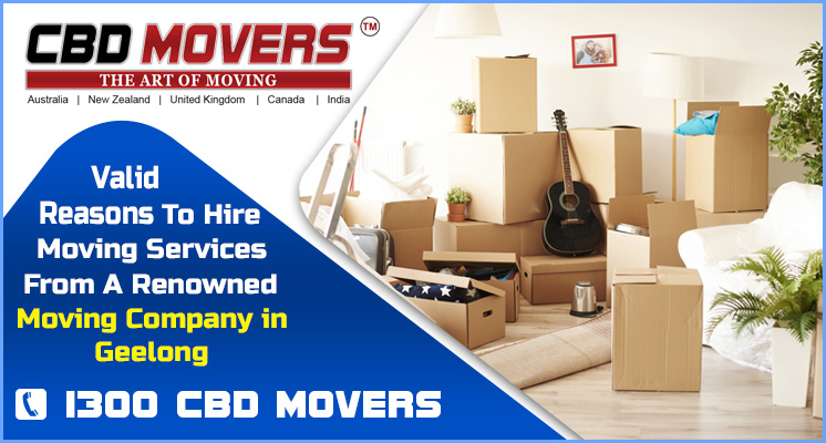 removalists in Geelong