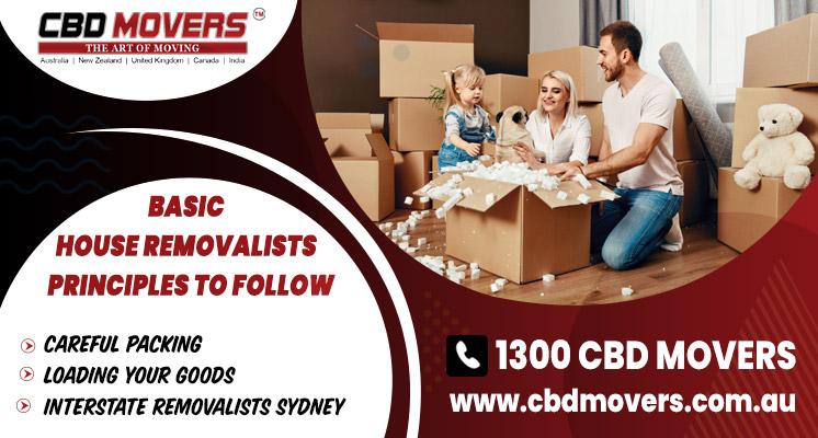 Removals Sydney