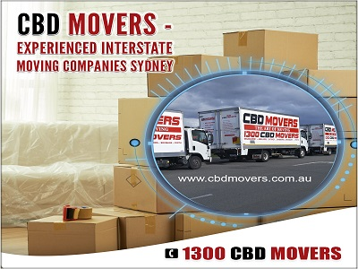 Interstate Moving Companies Sydney