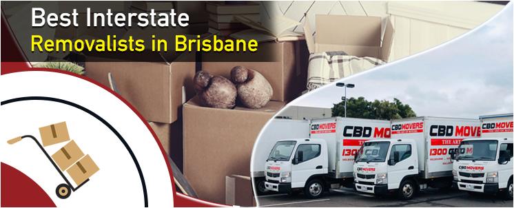 Interstate CBD Removalists Brisbane