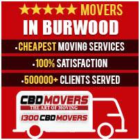 Removalists Burwood