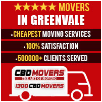 Movers Greenvale
