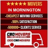 Movers-Mornington