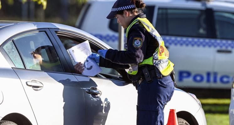 NSW-Victoria border restrictions