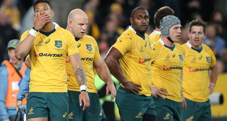 Rugby team Australia loses Qantas sponsorship