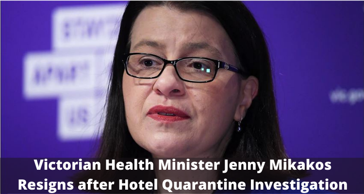 Victorian Health Minister