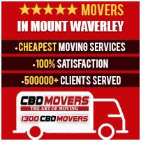 removals Mount Waverley