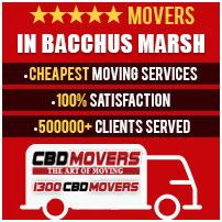 Removalists Bacchus Marsh