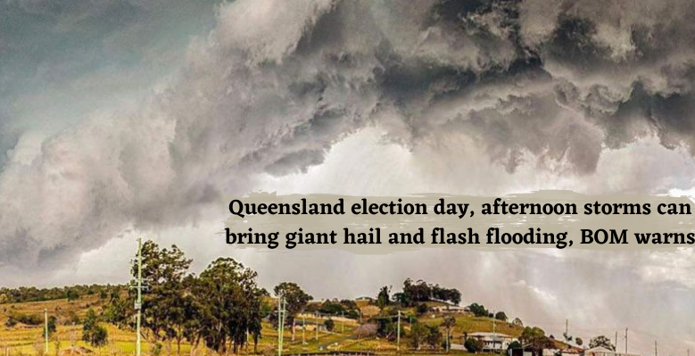 Queensland election day